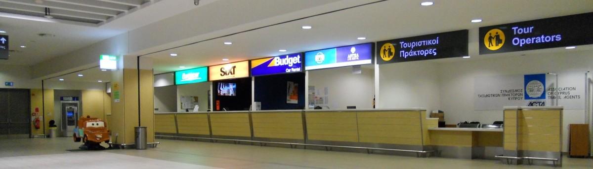 Hertz Car Hire Cyprus Airport