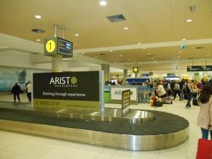 Paphos Airport Arrivals