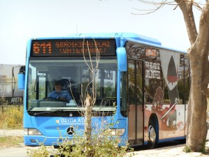 Paphos Buses