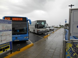 Paphos Airport To Larnaca Airport Bus 2