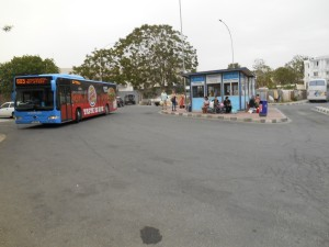 Karavella Bus Station Paphos Old Town