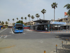 Kato Paphos Harbour Bus Station 2