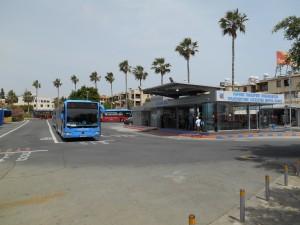 Kato Paphos Harbour Bus Station 2