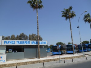 Kato Paphos Harbour Bus Station